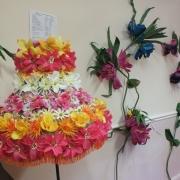 Lavishly flowery Lampshades3