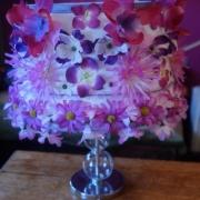 Lavishly flowery Lampshades5